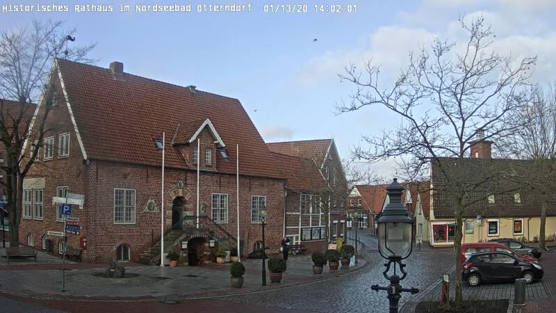 Wetter In Otterndorf
